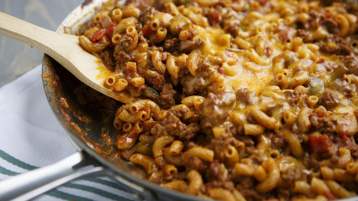 30 ground beef recipes for easy dinners