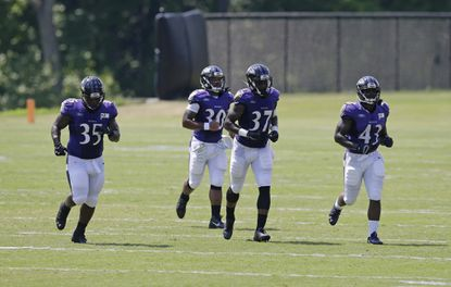 Ravens news, notes and opinions on roster competitions, running backs and the pass rush