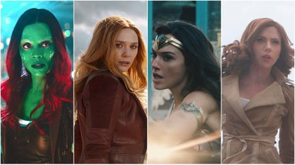 Captain Marvel And The Great Ponytail Debate For Female Superheroes Baltimore Sun