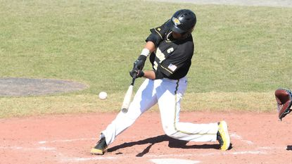 Towson shortstop, Indians draftee Richie Palacios went the