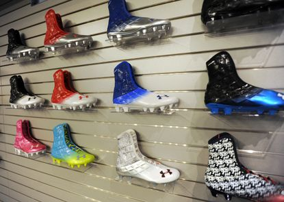 Under Armour poised for greater growth with new products