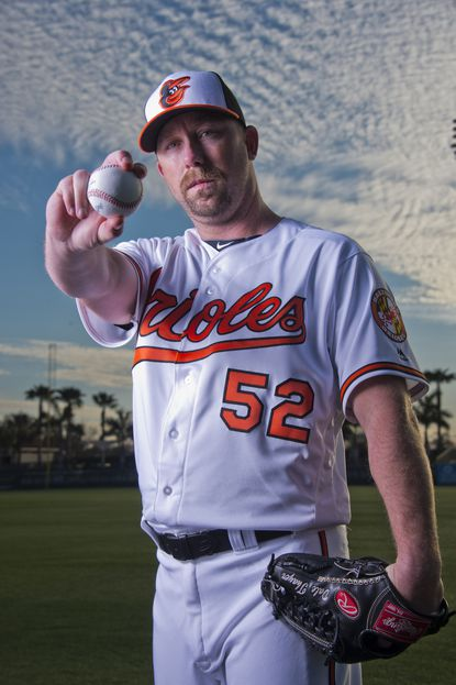 As innings dry up for veteran relievers in Orioles camp, it's either opt out or wait it out