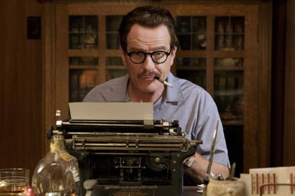 "Bryan Cranston stars as screenwriter and novelist Dalton Trumbo in ""Trumbo."""