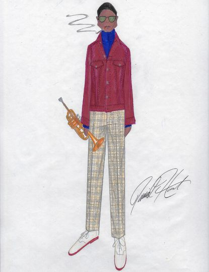 David Hart to kick off men's fashion week with collection inspired by 1960s jazz