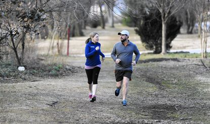 Active spouse can spur partner