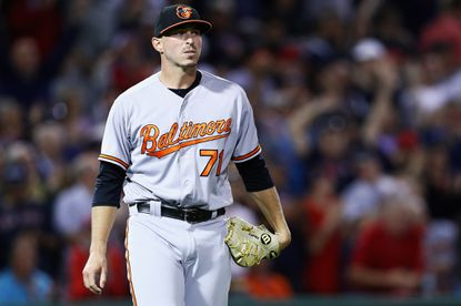 Orioles' Oliver Drake taking advantage of September opportunity with newfound efficiency