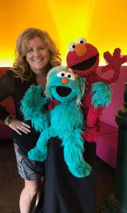 Bobbi English was a vice president of North American Television for Sesame Workshop.