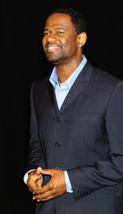 Singer Brian McKnight is Friday night's headliner on the Wells Fargo stage at this year's Artscape.