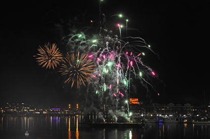 Baltimore-area restaurants are ready to ring in the new year — and some offer views of the Inner Harbor fireworks.