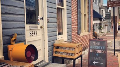 The Archive Music & Games moved to a larger location farther up Main Street in April.