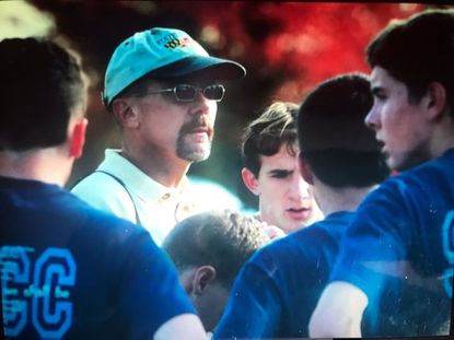 Former Severna Park High track and field/cross country coach Ed Purpura is part of Anne Arundel County Sports Hall of Fame Class of 2021.
