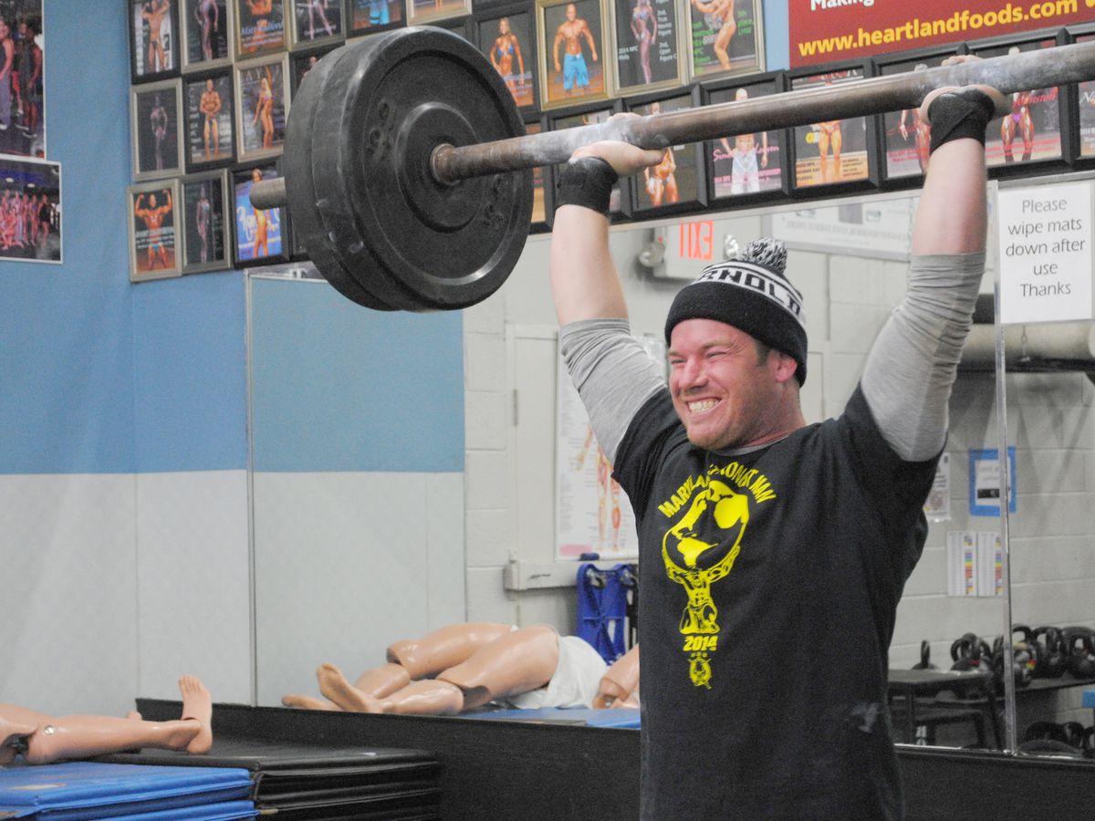 How a Columbia athlete rekindled Maryland's Strongman