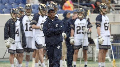 Navy men's lacrosse coach Rick Sowell, who said he was not in the camp pushing for a visible shot clock, has endorsed the installation of an 80-second clock scheduled for the 2019 season.