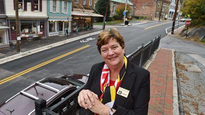 Maureen Sweeney Smith is executive director of the Ellicott City Partnership.