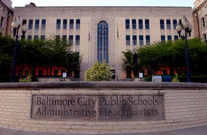 Baltimore schools are still underfunded by the state, despite court orders requiring more money be infused into the school system.