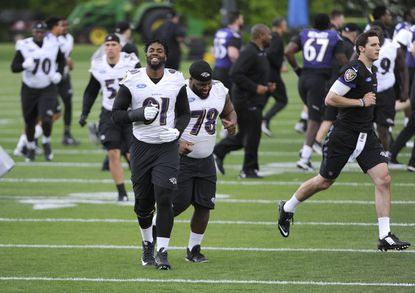 From Division II to NFL: Matthew Judon aims to overcome odds with Ravens