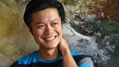 Kevin Tan, 32, of Hanover, was discovered by Cima Talent Management, a boutique acting and modeling agency based in Columbia.