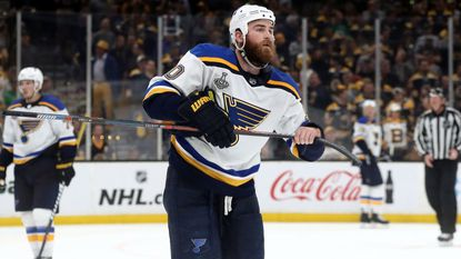 Ryan O'Reilly and the Blues are on the verge of winning their first Stanley Cup.