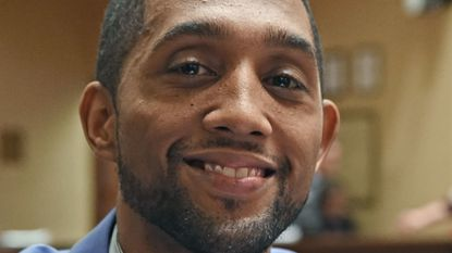 Democrat Jim Shea tapped up-and-coming Baltimore City Councilman Brandon Scott, pictured, as his running mate in their race for governor.