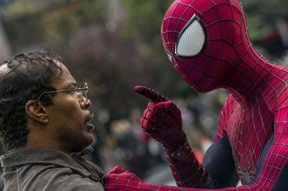 Spider-Man could provide some profound lessons for University of Baltimore students.