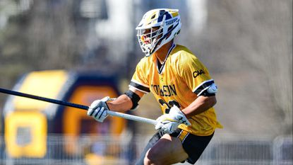 Lacrosse notebook: Koby Smith returned to defensive roots for Towson men