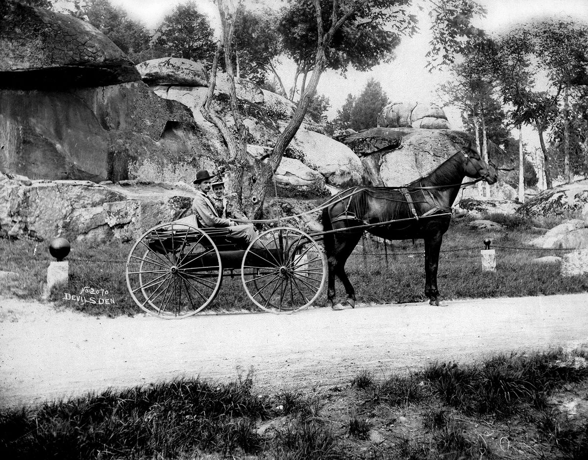 Carroll Yesteryears: Summer options in the late-1800s
