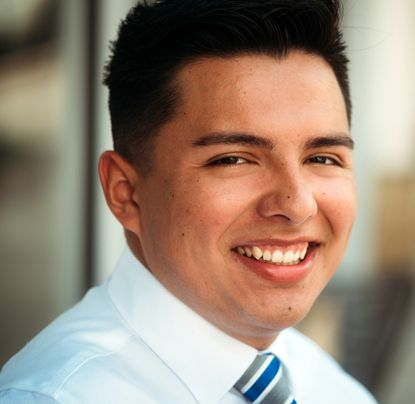 Christopher Pinenda is the new Bel Air Downtown Alliance director.