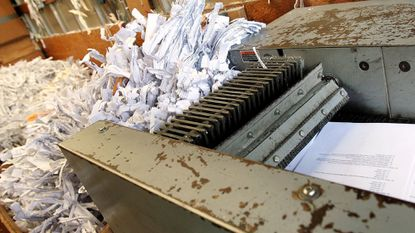Why is the Baltimore County school system shredding ethics documents — and why do they have documents to shred?