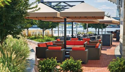 Chefs Bheind Bars, a June 1 cocktail competition, will be held onWit & Wisdom's patio.
