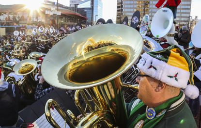 Sign up and be part of the 35th Annual Merry Tuba Christmas and other holiday concerts worth checking out.
