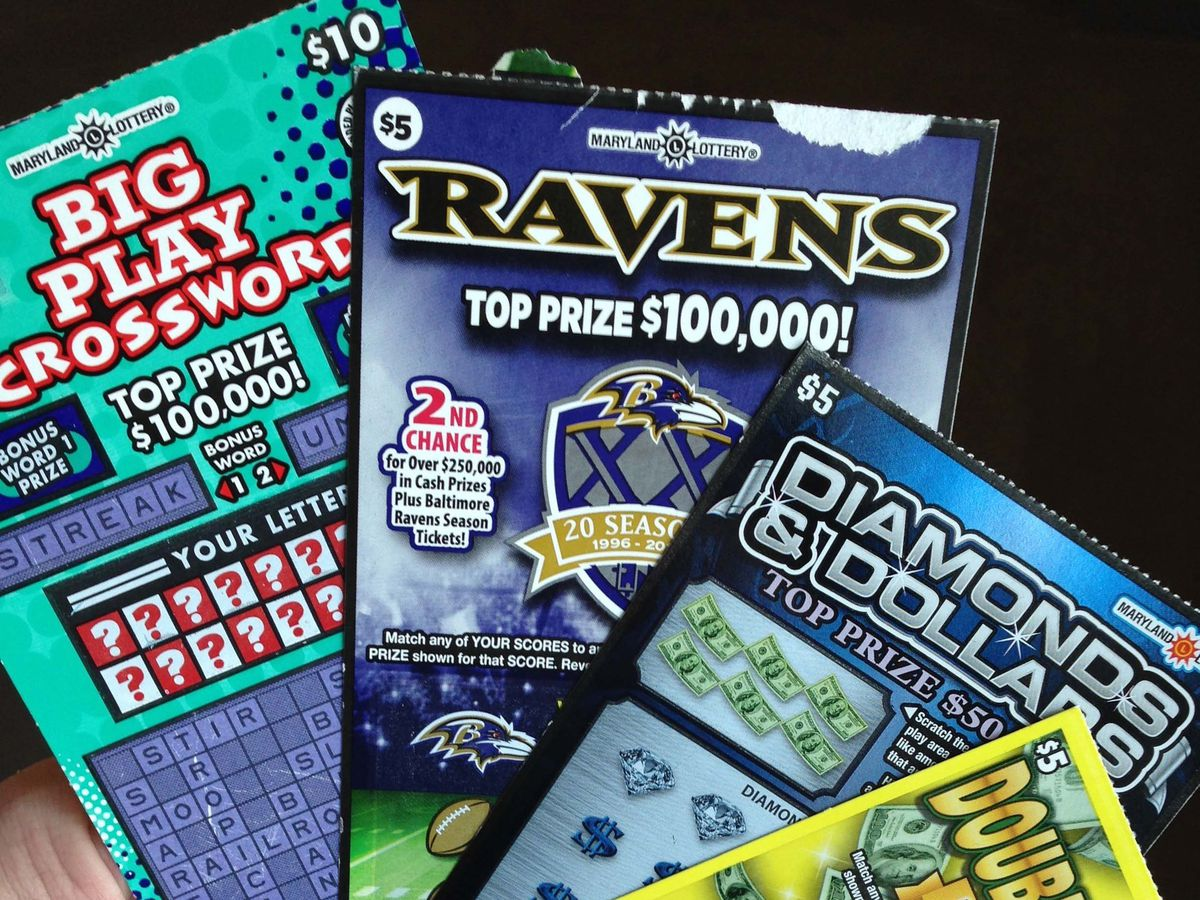 Lured by high payouts, Marylanders turn $30 lottery ticket