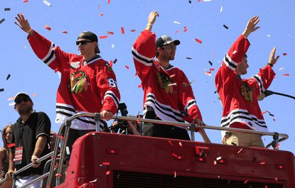 City to cheer Blackhawks' Stanley Cup, or did we give away too much?