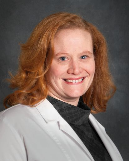 Dr. Kim Cass is the chair of pediatrics for University of Maryland Upper Chesapeake Health. - Original Credit: Handout
