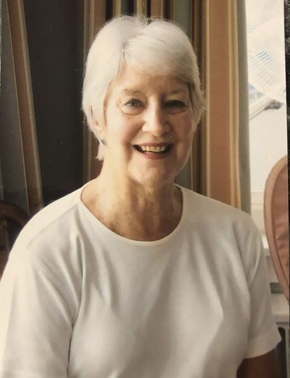 Ilse Stein helped maintain the community green spaces on Gibson Island.