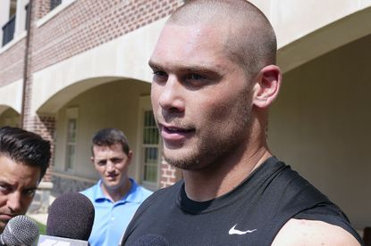 Tight end Nick Boyle can't continue to 'double down on dumb'