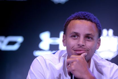 NBAMVP Stephen Curryis partnered withUnder Armour — signing an extension with the Baltimore-based apparel company.