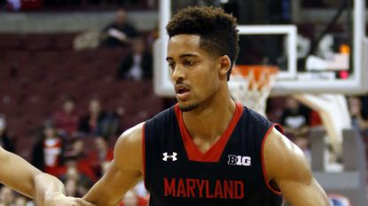 Terps guard Melo Trimble was eliminated from consideration for the Wooden Award on Wednesday.