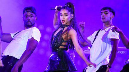 Ariana Grande a no-show despite winning first Grammy Award