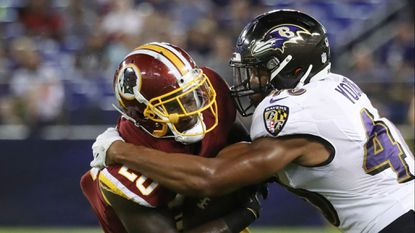 Maurice Canady, Kenny Young questionable for Ravens' opener
