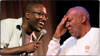 Hannibal Buress, left, plays the Lyric Opera House March 13, two weeks before Cosby comes to the same theater.