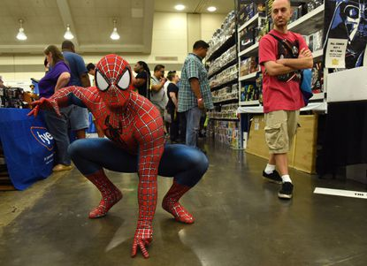 Baltimore Comic-Con is Oct. 18-20 at the convention center.