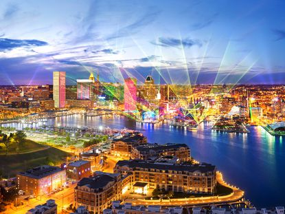 Light City Baltimore to bring illuminated artworks to five city neighborhoods