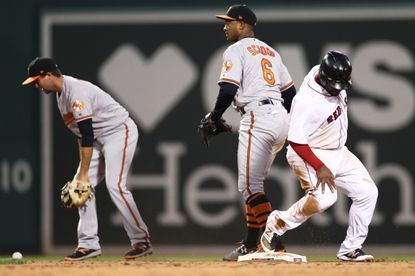 Orioles' typically-strong infield defense contributes to 'ugly baseball' amid errors and near-misses