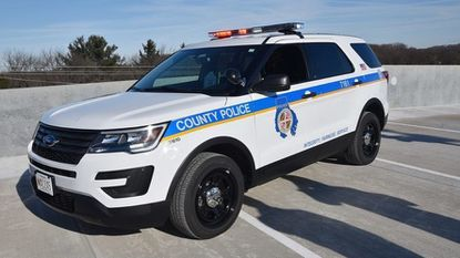 Baltimore County Police on Friday unveiled new vehicles and new uniforms.
