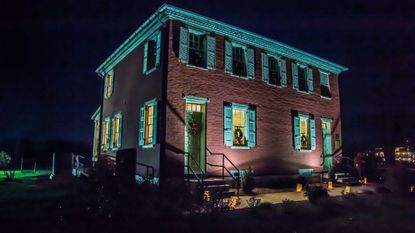 The Susquehanna Museum at the Lockhouse is shown all decked out for last year's Candlelight Tour of Historic Havre de Grace. This year's tour is Saturday, Dec. 9.