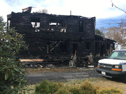 Fire officials say the extension damage caused by a three-alarm fatal house fire in the 4000 block of Webster Road in Havre de Grace will make it difficult to pinpoint a cause and origin of the blaze. One person died in the fire, which occurred Wednesday afternoon.