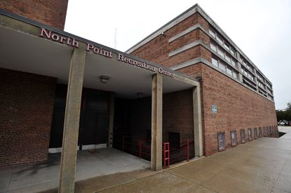 Some Baltimore County residents are concerned about the possible sale of the North Point Government Center.