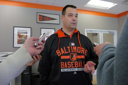 Observation deck: Dan Duquette should act quickly with Orioles' early start to offseason