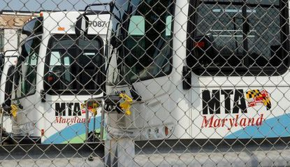 The MTA will run buses between Johns Hopkins Bayview Medical Center and Tradepoint Atlantic.