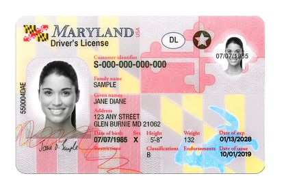 """Since Maryland began offering an """"X"""" gender choice on driver's licenses on Oct. 1, more than 100 people have selected it."""